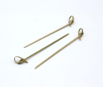 Bamboo Skewer Sticks (25)