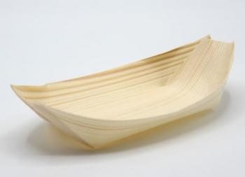 Large Bamboo Boat (50)