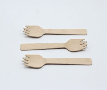 Small Wooden Fork (50)