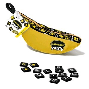 Bananagrams Party Edition Family Game
