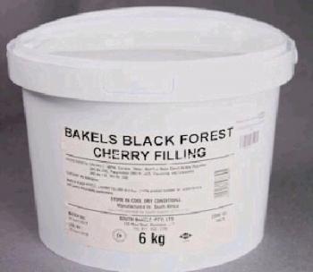 Black Forrest Topping (6 kg)