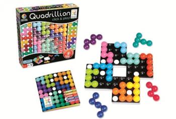 Smart Games Quadrillion Game
