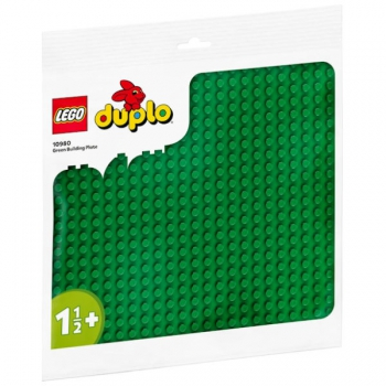 LEGO 2304 Duplo Large Green building Plate