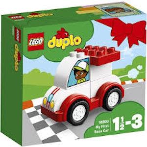 LEGO Duplo 10860 My First Race Car