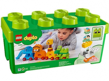 LEGO Duplo 10863 My First Animal Brick Box