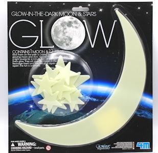 4M Glow Moon & Star Large