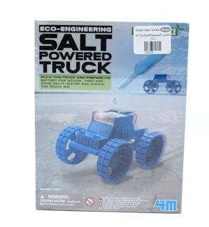 4M Salt Powered Truck