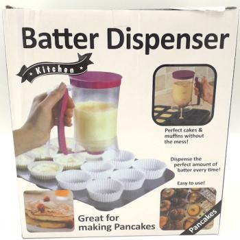 Batter (Dough) Dispenser