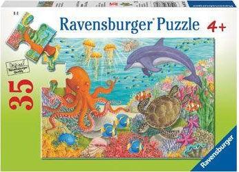 Ravensburger Puzzles  35Pce Ocean Friends