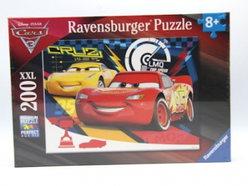 Ravensburger Puzzles  200Pce Screeching Tyres