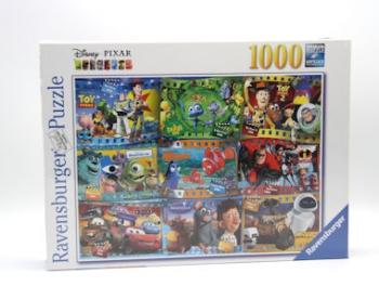Ravensburger Puzzles 1000Pce Disney Pixar Movies