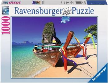 Ravensburger Puzzles  1000Pce Caribbean Boats