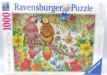 Ravensburger Puzzles 1000Pce Tropical Feeling