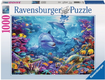 Ravensburger Puzzles 1000Pce Magnificent Under
