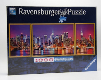 Ravensburger Puzzles 1000Pce New York