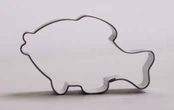 Carp Cookie Cutter 7cm