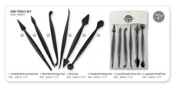 JEM Cutters Tool Set 6 Pce (1)
