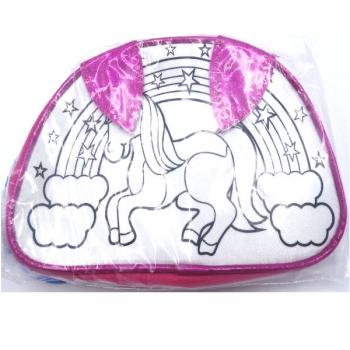 Roly Polyz Unicorn Friends Pencil Bag