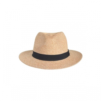 Emthunzini Hats Braided Fedora M/L 58cm Natural (1