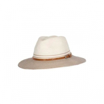Emthunzini Hats Bella M/L 58cm Ivory Stone (1)