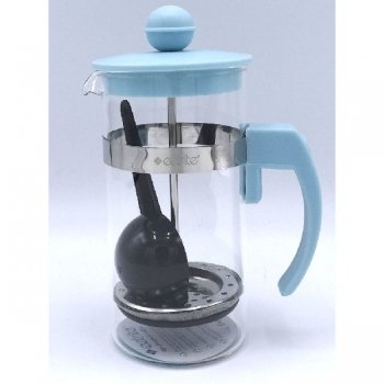 Eetrite Coffee Plunger 350ml Blue (1)