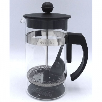 Eetrite Coffee Plunger 600ml Black (1)