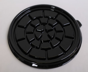 B317 Plastic Dome Base (100)