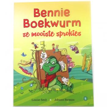 Bennie Boekwurm se mooiste sprokies