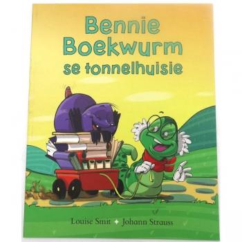 Bennie Boekwurm se tonnelhuisie