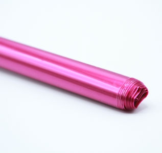 Cerise  2x1 m Cellophane Roll