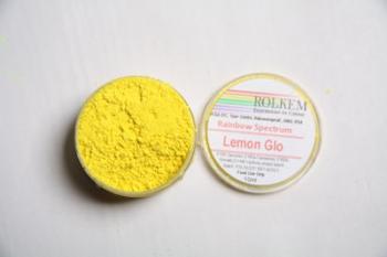 Lemon Glo Rainbow Colour