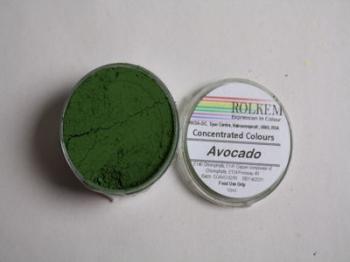 Concentrated Avocado Colour