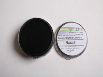 Concentrated Black Colour