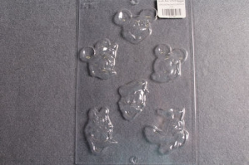 Mickey Chocolate Mould