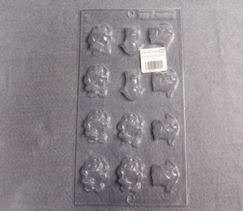 Rose Chocolate Mould