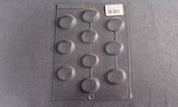 Cup Cake Chocolate Mould