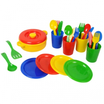 Dinner&Kitchen Set 24Pce