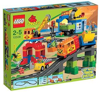 LEGO Duplo 10508 Deluxe Train Set