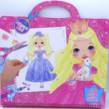 Top Model Princess Design Studio Book