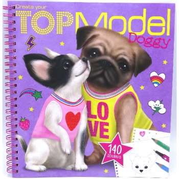 Top Model Doggy Book