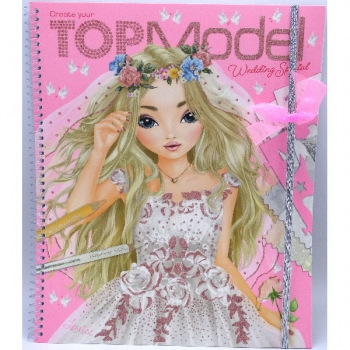 Top Model Wedding Designer Book