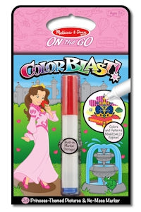 Melissa & Doug Colour Blast Princess