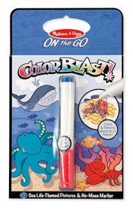 Melissa & Doug Colour Blast Sea Life