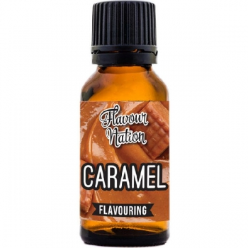Flavour Nation Essence Caramel