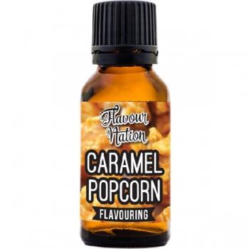 Flavour Nation Essence Caramel Popcorn