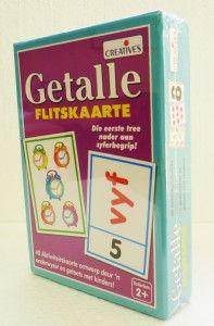 Creatives Getalle Flitskaarte