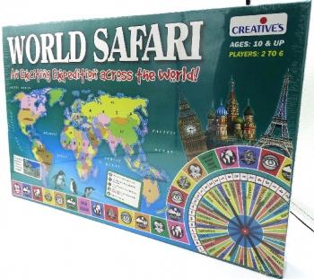 Creatives World Safari