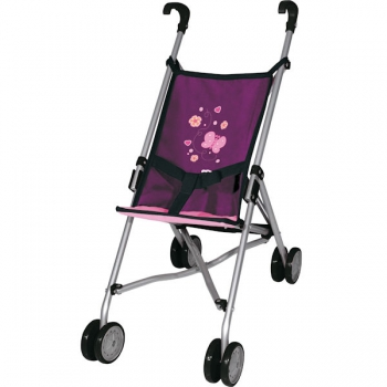 Bayer Buggy Doll's Pram Butterfly