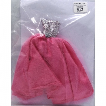 Doll Clothing Fairytale Dress Pink