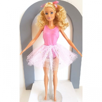 Doll Clothing Ballerina Tutu Pink